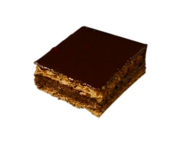 巧克力千層派 Chocolate Millefeuille