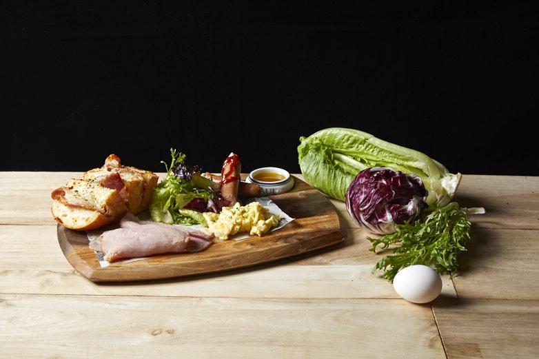 鄉村小獵人早餐 Country-Style Breakfast Set