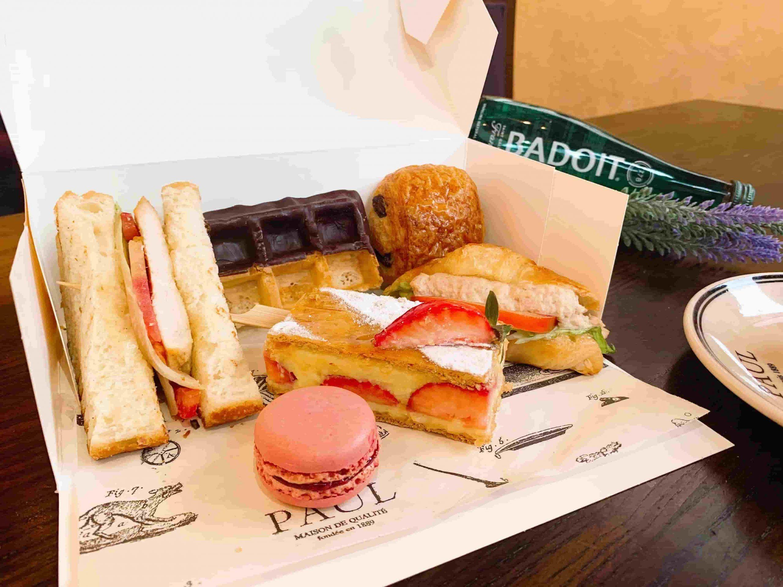 PAUL精選餐盒-375元 $375 lunch box