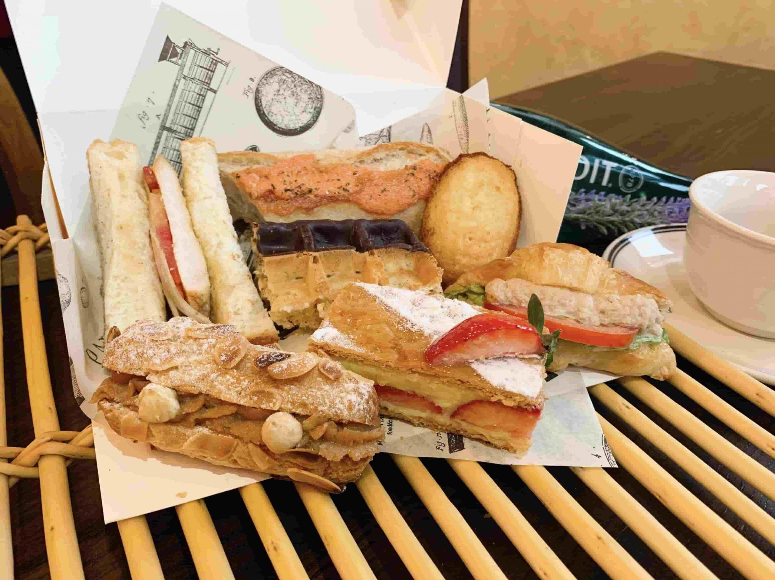 PAUL精選餐盒-440元 $440 lunch box