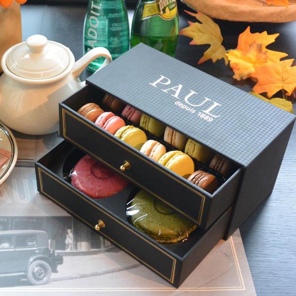 珍藏1889 馬卡紅珠寶盒 Macaron jewelry box 1889