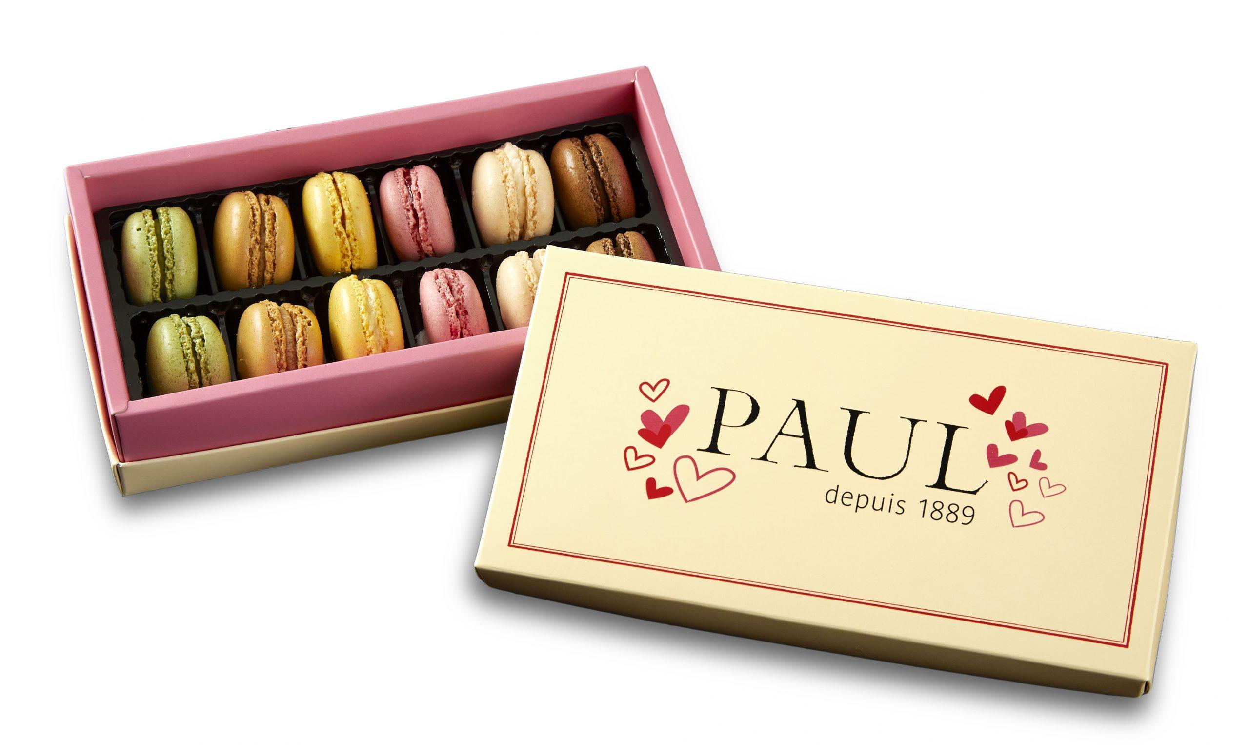 巴黎甜心馬卡紅禮盒 Paris Macaron Gift Box