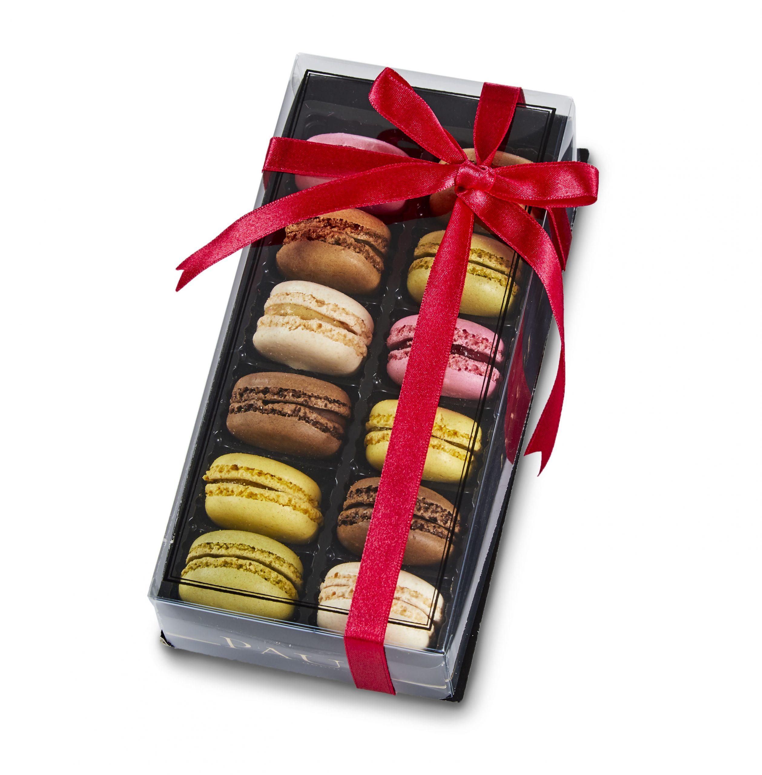 純饗綜合馬卡紅禮盒 Assorted Macaron Gift Box