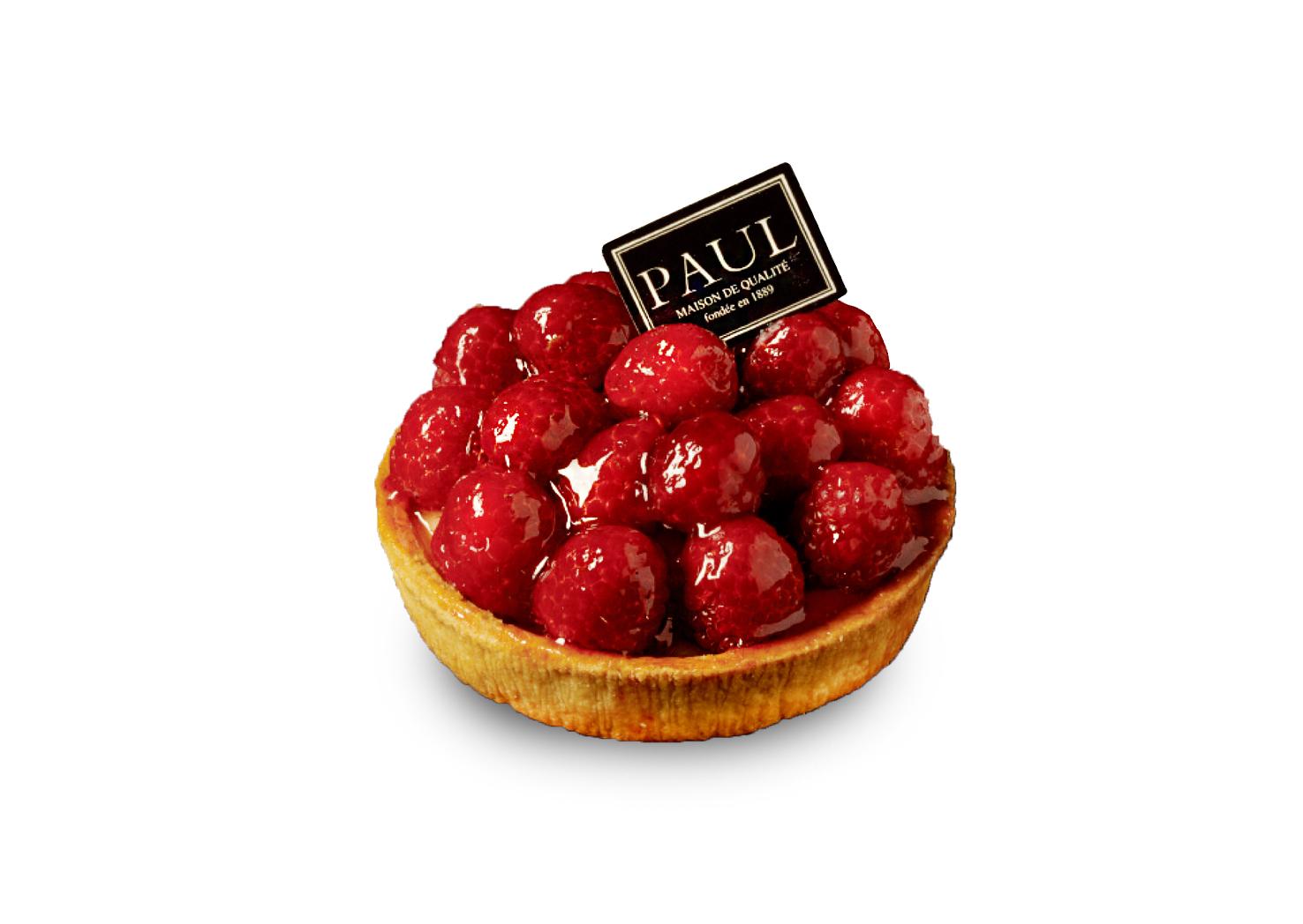 覆盆子奶酥塔 Raspberry Tartlet
