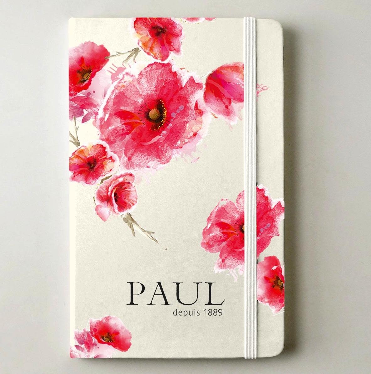 PAUL亞維儂花園筆記本 Garden of Avignon Notebook