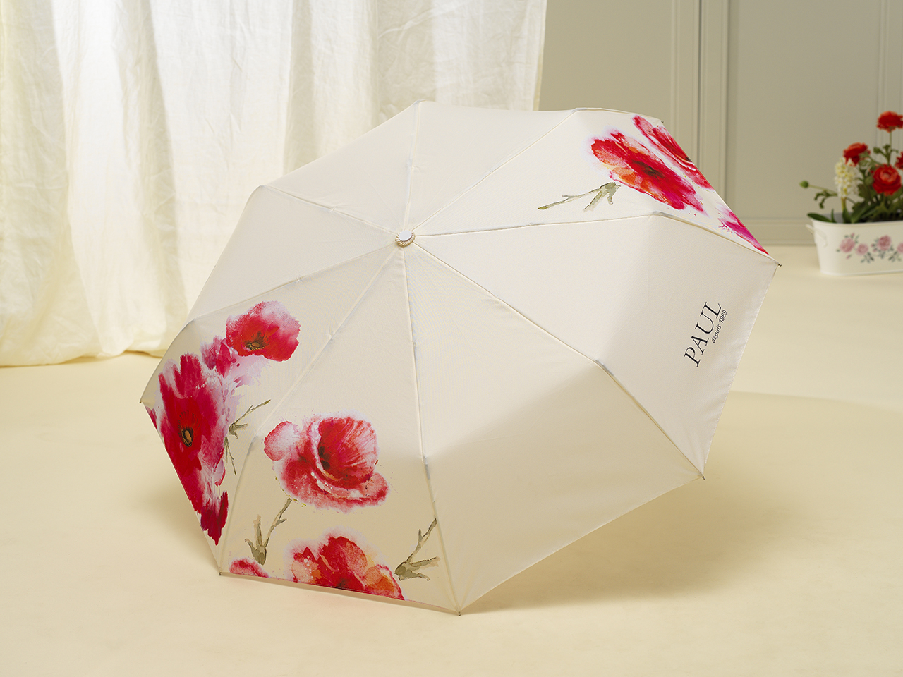PAUL亞維儂花園造型自動傘 Garden of Avignon Automatic Umbrella