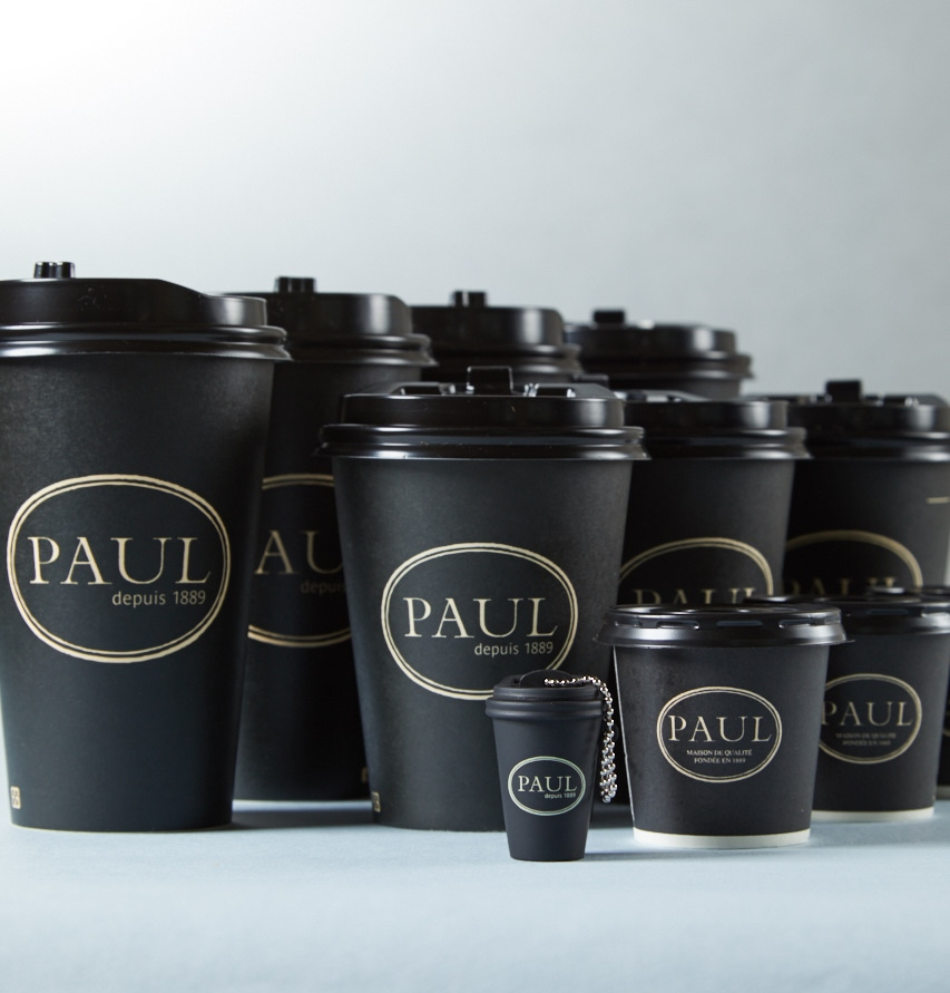 PAUL咖啡杯造型隨身碟 USB Flash Drive
