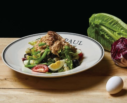 尼斯沙拉 niçoise Salad