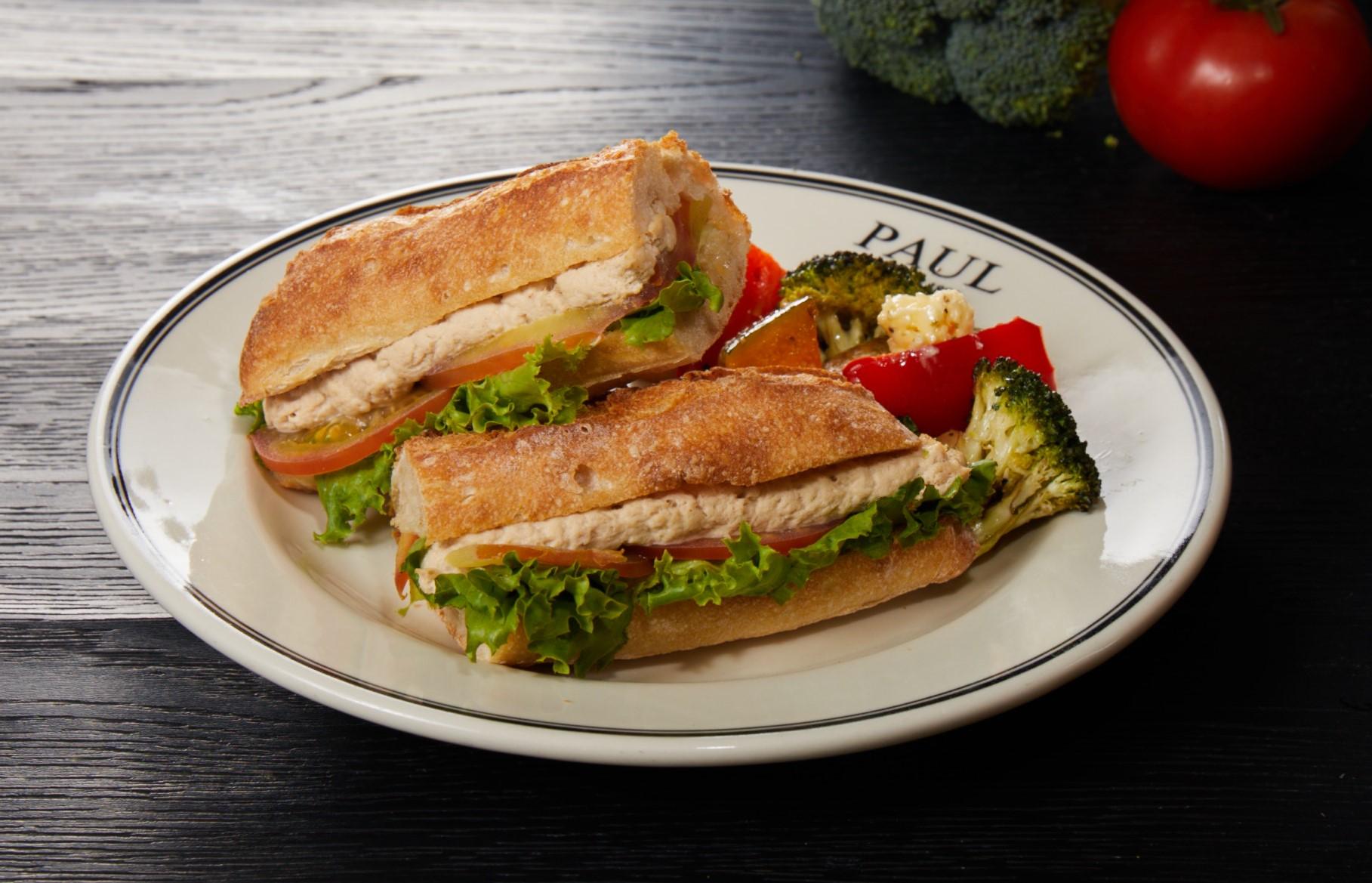笛耶普三明治 Tuna Sandwich