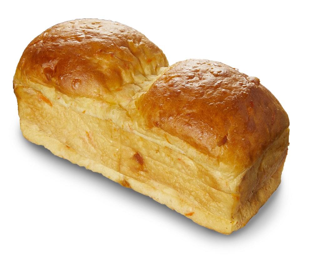 蜂蜜貝塔鮮奶吐司 Honey Carrot Toast