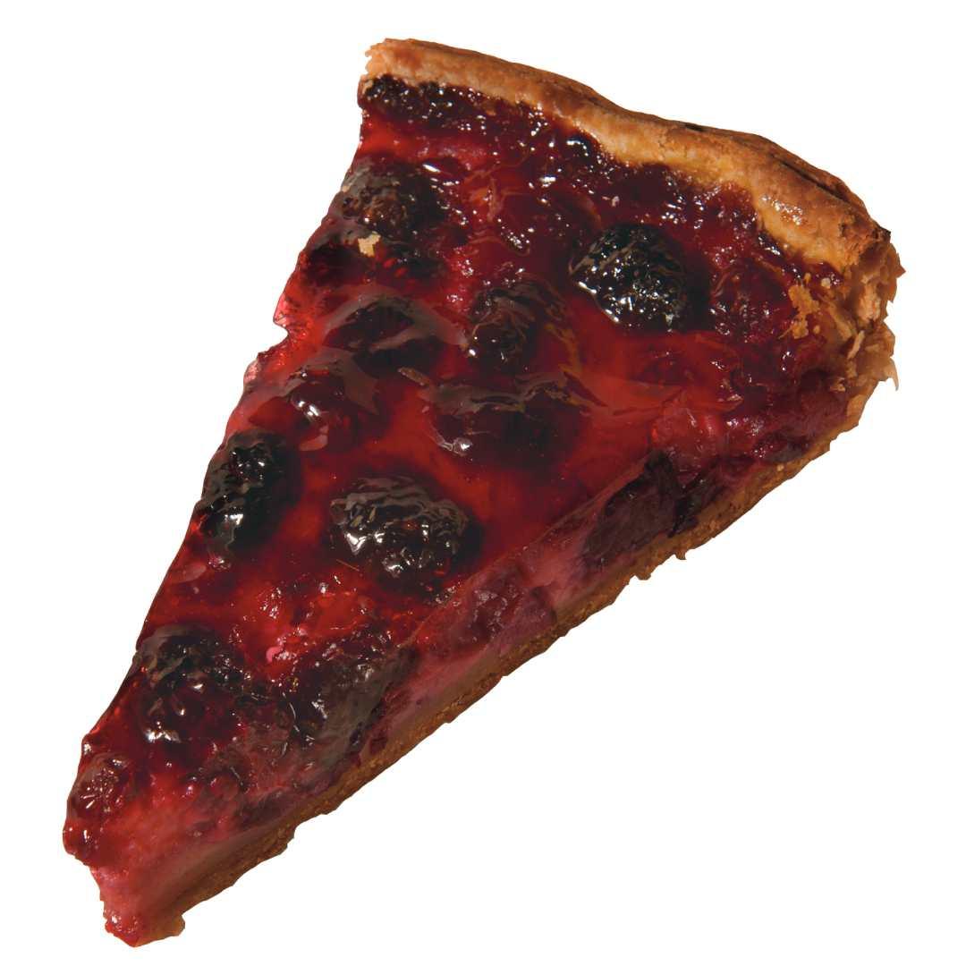 寶石紅莓塔 Red Fruit Tart