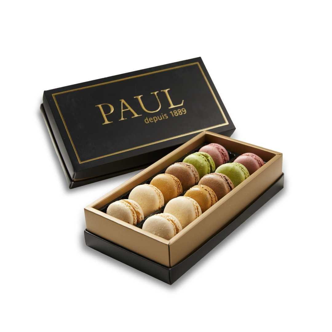 尊饗綜合馬卡紅禮盒 Exclusive Assorted Macaron Gift Box