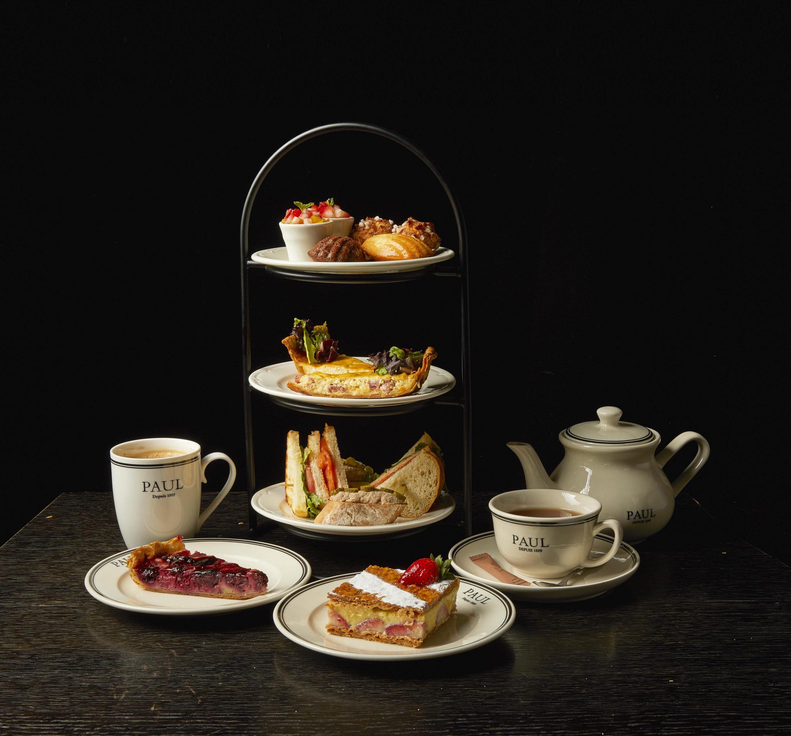 下午茶 Afternoon tea